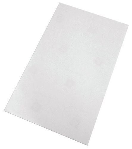 Tankpad - Folie transparent, 1 Blatt